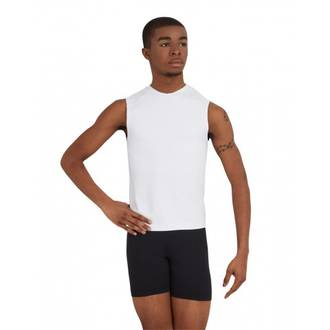 10360M - Capezio Tactel Fitted Short