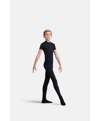 10361B - Capezio Tactel Footed Tight