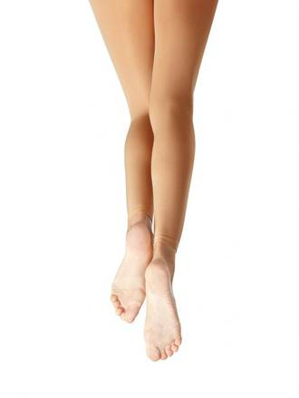 1917 Adult Ultra Soft Footless Tights