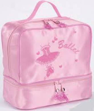 Satin pink bag by Katz