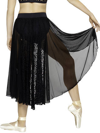 Viola Waterfall skirt