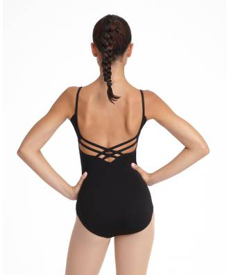 TC0060W - Strappy Back Camisole Leotard