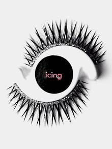 Yofi 'Icing' false eyelashes