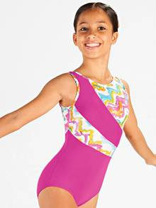 L699 - So Danca Gymnastics Leotard