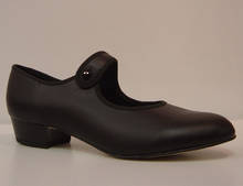 LBAR - Leather Soled Flat by Freed