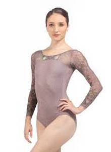 Sae Long sleeve leotard