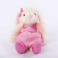Plush Ballerina Bella Bunny by Mad Alley