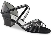 58135 - Strappy Sandal with Cuban Heel